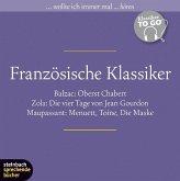 Französische Klassiker, 6 Audio-CDs