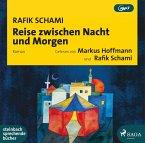 Reise zwischen Nacht und Morgen, 1 MP3-CD