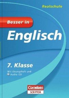 Besser in Englisch - Realschule 7. Klasse - Cornelsen Scriptor - Oldham, Peter W.