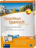 Compact Sprachkurs Spanisch einfach & aktiv