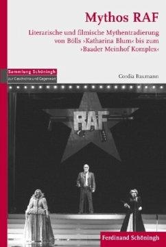 Mythos RAF - Baumann, Cordia