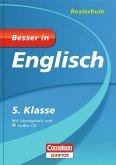 Besser in Englisch - Realschule 5. Klasse - Cornelsen Scriptor