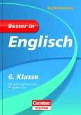 Besser in Englisch - Gymnasium 6. Klasse - Cornelsen Scriptor