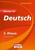 Besser in Deutsch - Gymnasium 5. Klasse - Cornelsen Scriptor