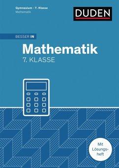 Besser in Mathematik - Gymnasium 7. Klasse - Cornelsen Scriptor - Liepach, Martin