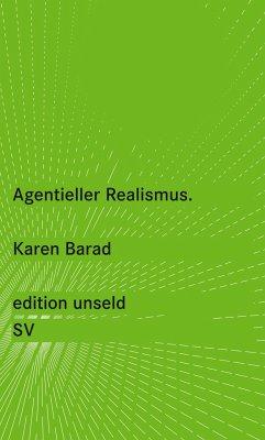 Agentieller Realismus - Barad, Karen