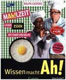 MAh!LZEIT Lecker Essen mit Shary und Ralph / Wissen macht Ah! Bd.3
