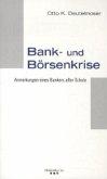 Bank- und Börsenkrise
