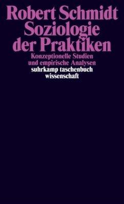 Soziologie der Praktiken - Schmidt, Robert
