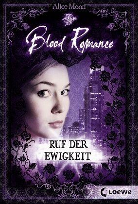 Buch-Reihe Blood Romance von Alice Moon