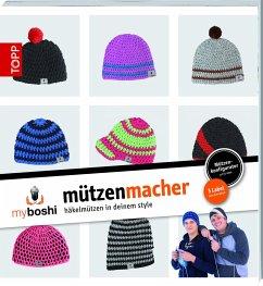 myboshi - Mützenmacher (m. CD-ROM) - Jaenisch, Thomas; Rohland, Felix