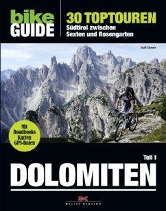 BIKE Guide Dolomiten 01