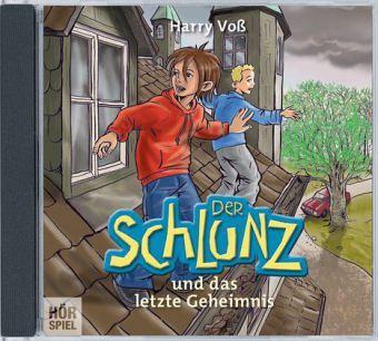 Der Schlunz und das letzte Geheimnis, Audio-CD - Voß, Harry