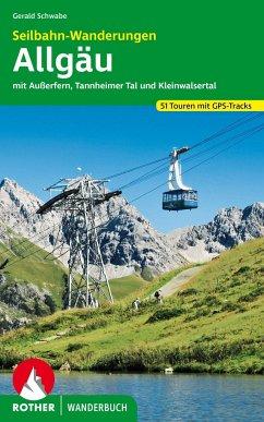 Seilbahn-Wanderungen Allgäu