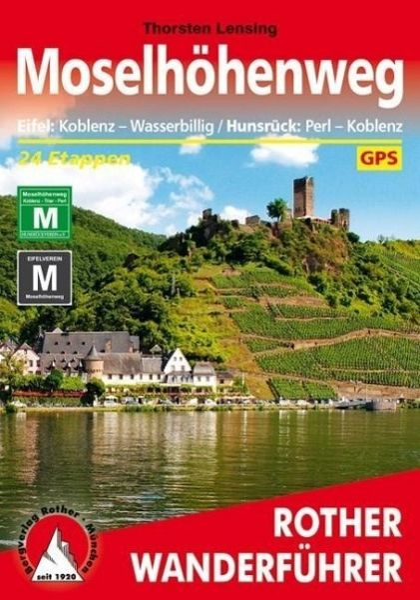 Moselhöhenweg - Lensing, Thorsten