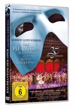 Das Phantom der Oper - 25th Anniversary - Ramin Karimloo,Sierra Boggess,Hadley Fraser