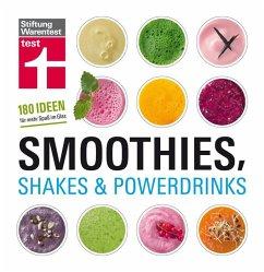 Smoothies, Shakes & Powerdrinks - Büscher, Astrid
