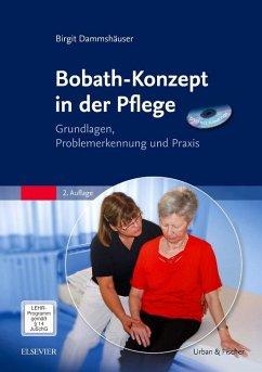 Bobath-Konzept in der Pflege mit DVD - Dammshäuser, Birgit