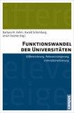 Funktionswandel der Universitäten