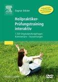 Heilpraktiker-Prüfungstraining interaktiv, 1 DVD-ROM