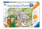 Ravensburger 00524 - tiptoi®, Puzzeln, Entdecken, Erleben: Im Zoo