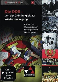 Die DDR - von der Gründung bis zur Wiederverein...