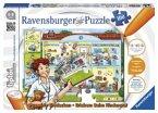 Ravensburger 00523 - tiptoi®, Puzzeln, Entdecken, Erleben: Beim Kinderarzt
