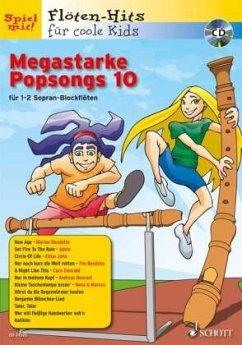 Megastarke Popsongs 10