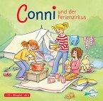 Conni und der Ferienzirkus / Conni Erzählbände Bd.19 (1 Audio-CD)