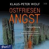 Ostfriesenangst / Ann Kathrin Klaasen ermittelt Bd.6 (3 Audio-CDs)