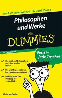 Philosophen und Werke für Dummies - Godin, Christian