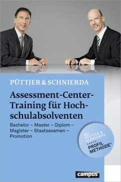 Assessment-Center-Training für Hochschulabsolve...