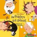 Die Quigleys gut gelaunt / Die Quigleys Bd.4 (2 Audio-CDs)
