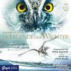 Die Feuerprobe / Die Legende der Wächter Bd.6 (3 Audio-CDs)