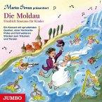 Die Moldau, 1 Audio-CD