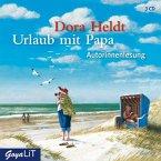 Urlaub mit Papa, 3 Audio-CDs