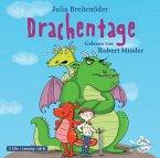 Drachentage Bd.1, 2 Audio-CDs