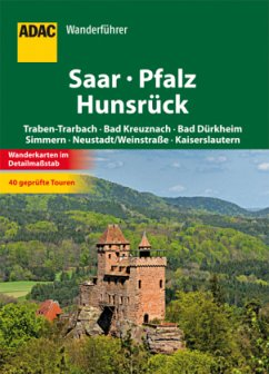 ADAC Wanderführer Saar-Pfalz-Hunsrück