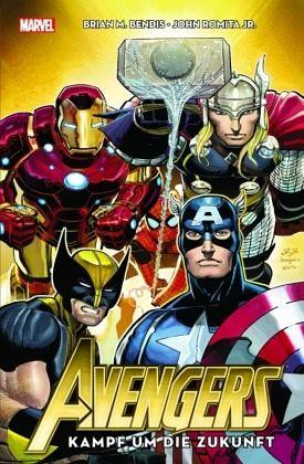 Avengers 01. Kampf um die Zukunft - Bendis, Brian Michael; Romita, John