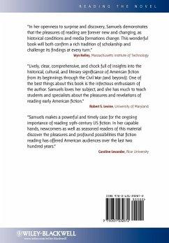 Reading the American Novel 1780-1865 - Samuels