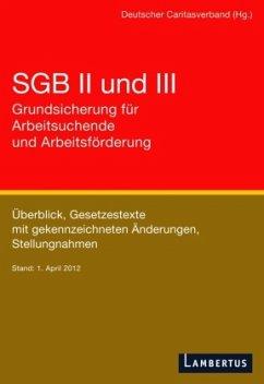 SGB II und III - Grundsicherung für Arbeitsuche...