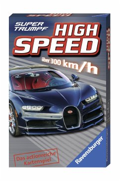 Ravensburger 20323 - High Speed, Quartett