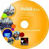 Lehrermaterial auf CD-ROM, 1 CD-ROM, CD-ROM