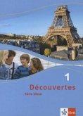 Découvertes Série bleue 1. Schülerbuch. ab Klasse 7