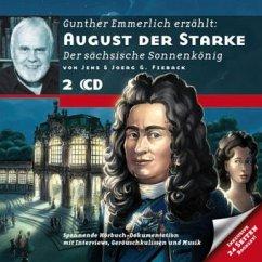 August der Starke, 2 Audio-CDs