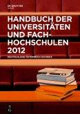 Handbuch der Universitäten und Fachhochschulen 2012