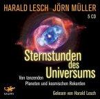 Sternstunden des Universums, 5 Audio-CDs