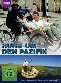 Michael Palin - Rund um den Pazifik (3 Discs)
