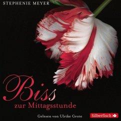 Biss zur Mittagsstunde / Twilight-Serie Bd.2 (6 Audio-CDs) - Meyer, Stephenie
