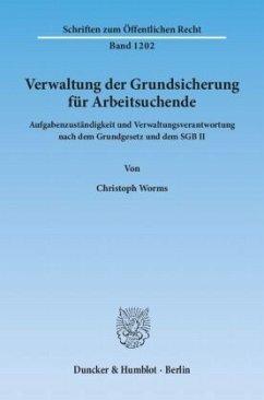 Verwaltung der Grundsicherung für Arbeitsuchende - Worms, Christoph